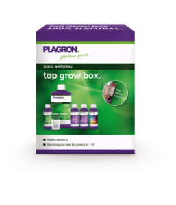 Top Grow Box 100% NATURAL